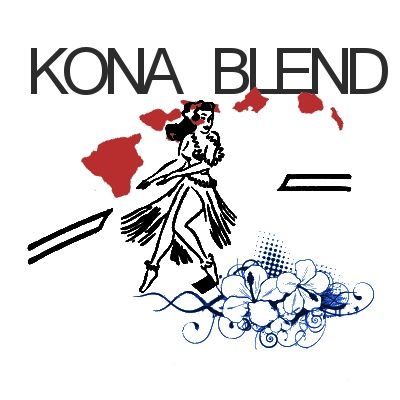 Kona Blend Coffee 16 oz