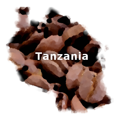 Tanzania Peaberry Coffee 16 oz