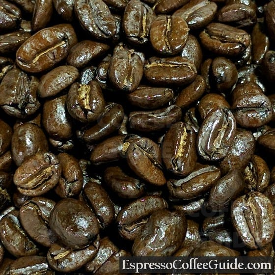 Colombian Organic Coffee Beans - Espresso Roast