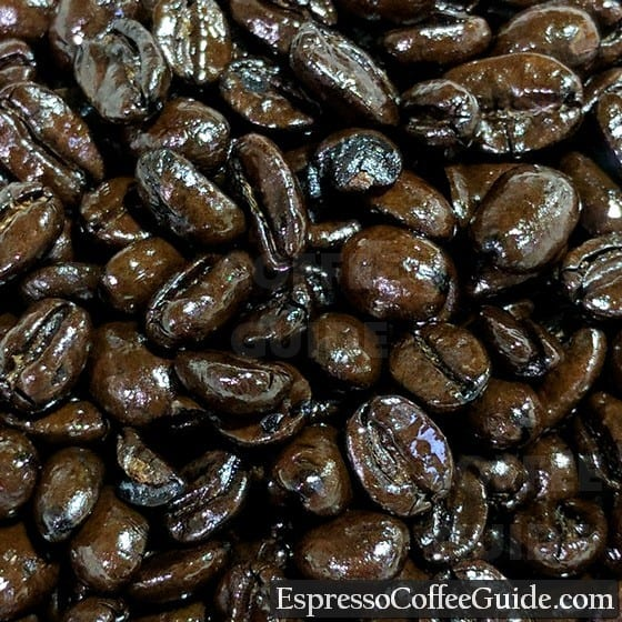 Rwanda Coffee Beans - Dark Roast