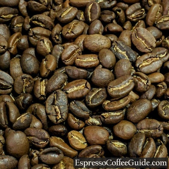 Ethiopian Sidamo Coffee Beans - Medium Roast