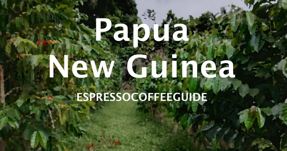 Papua New Guinea Coffees